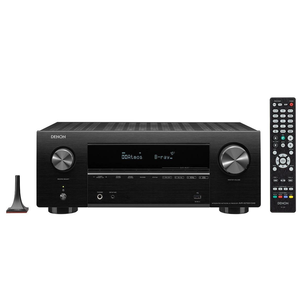 AV-Receiver 7.2 HD AVR-X2700H DAB