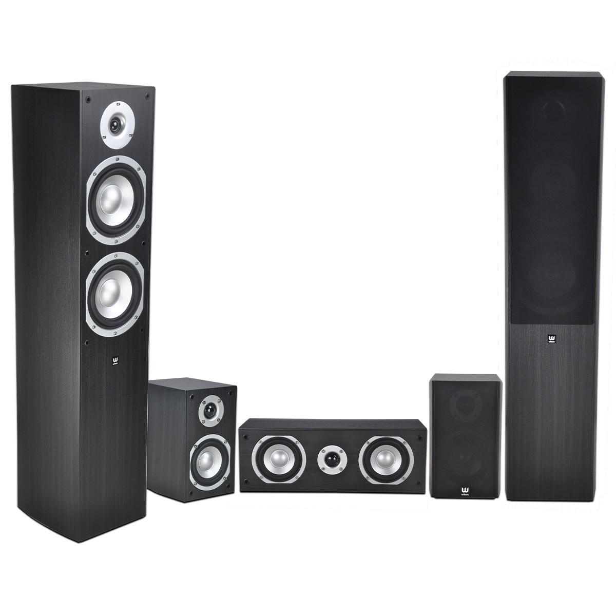 Lautsprecherset 5.0 ESTRADA