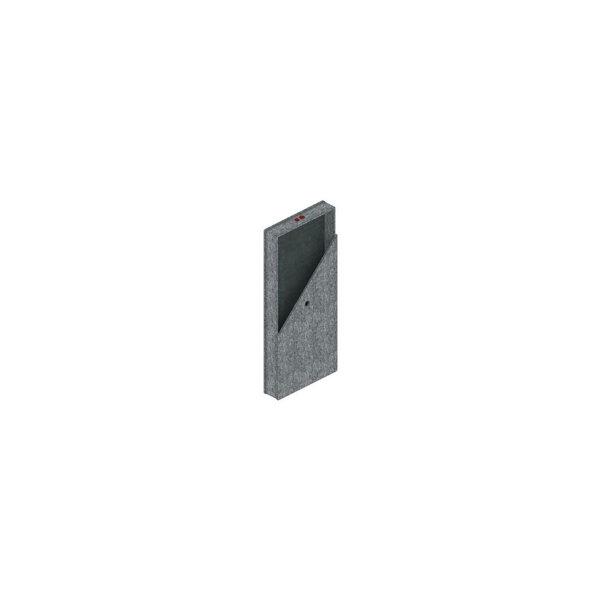 Back Box for PHANTOM H-80 - B-SOUND BB EURO S BB SECO WALL M