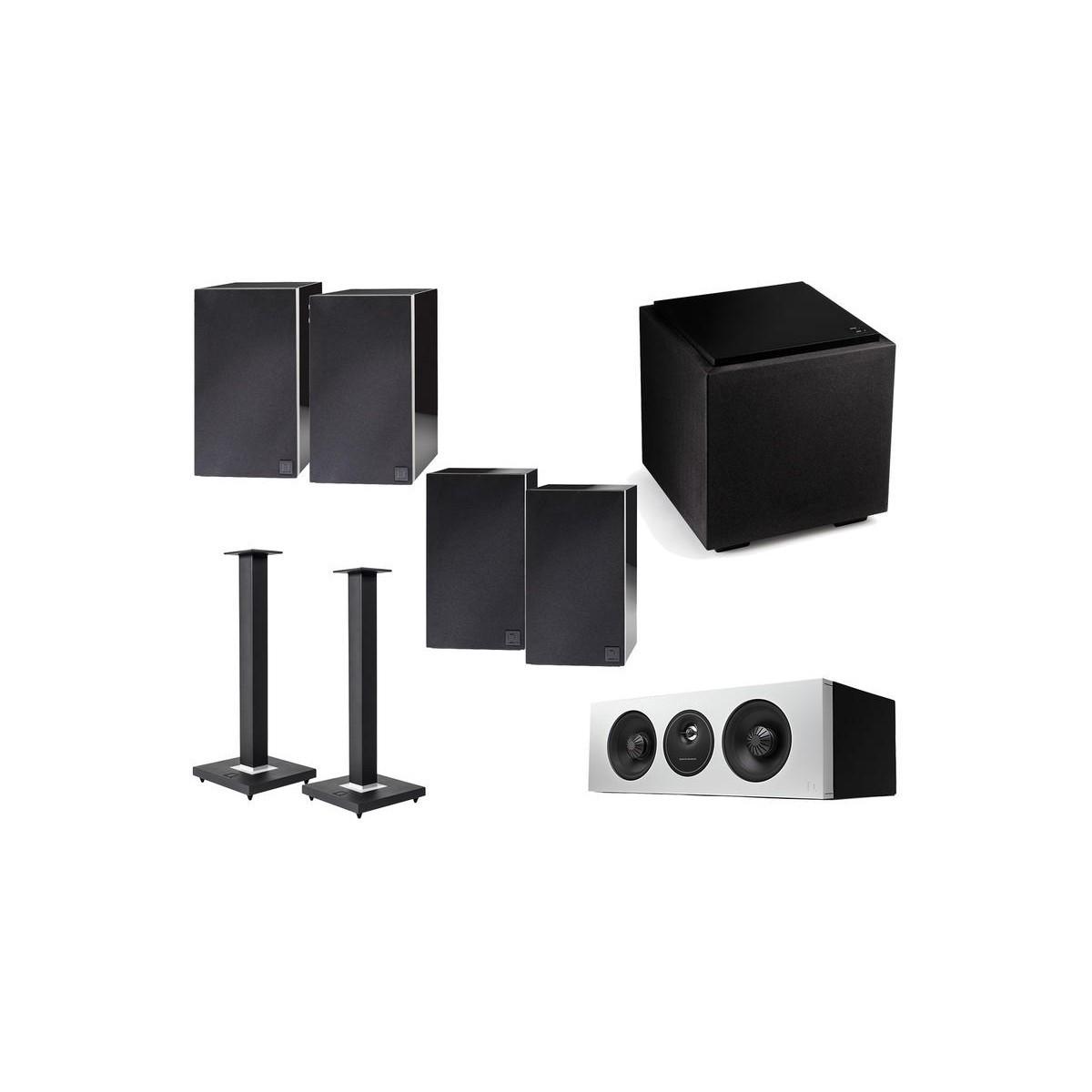 Lautsprecherständer DEMAND ST1 (Paarpreis)