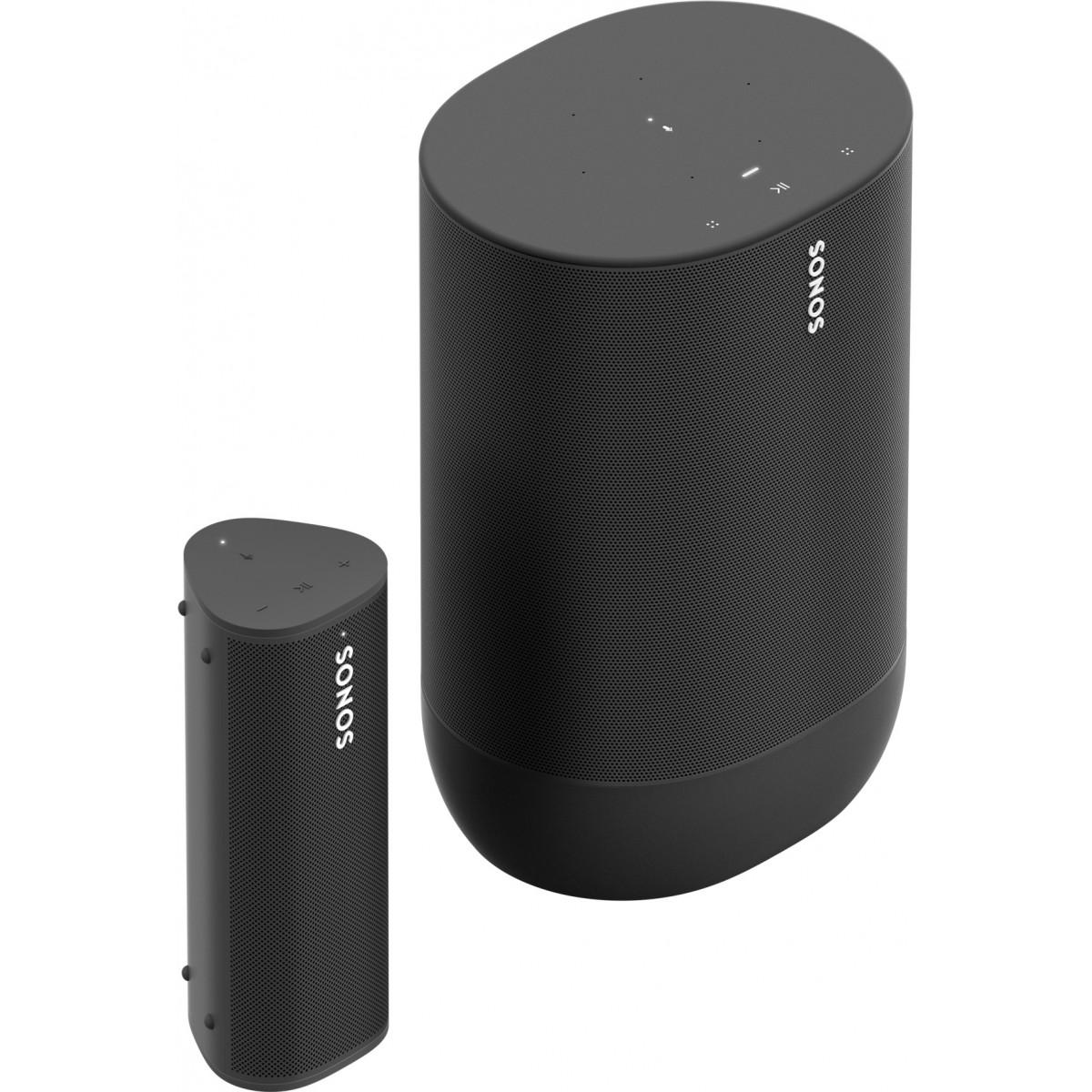 Tragbarer Bluetooth- und WiFi-Lautsprecher Roam