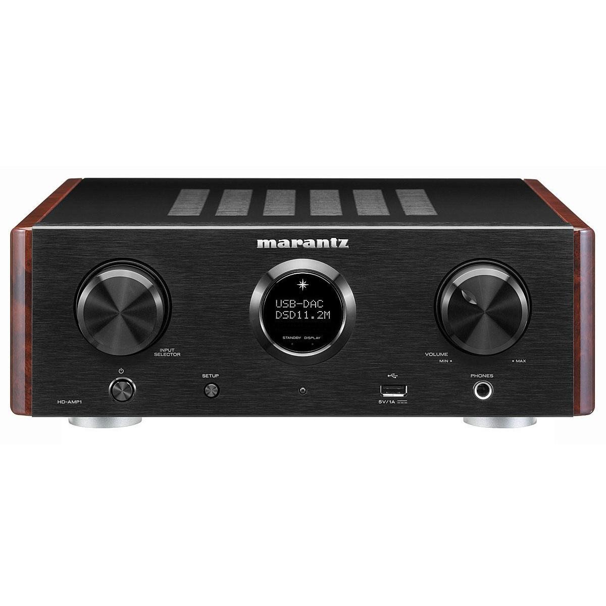 Vollverstärker HD-AMP1