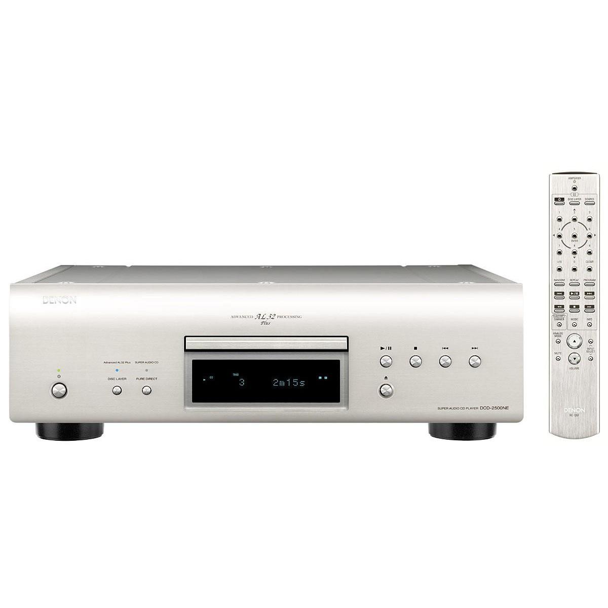 SACD-Player DCD-2500NE (inkl. 5 Jahren Garantie!)