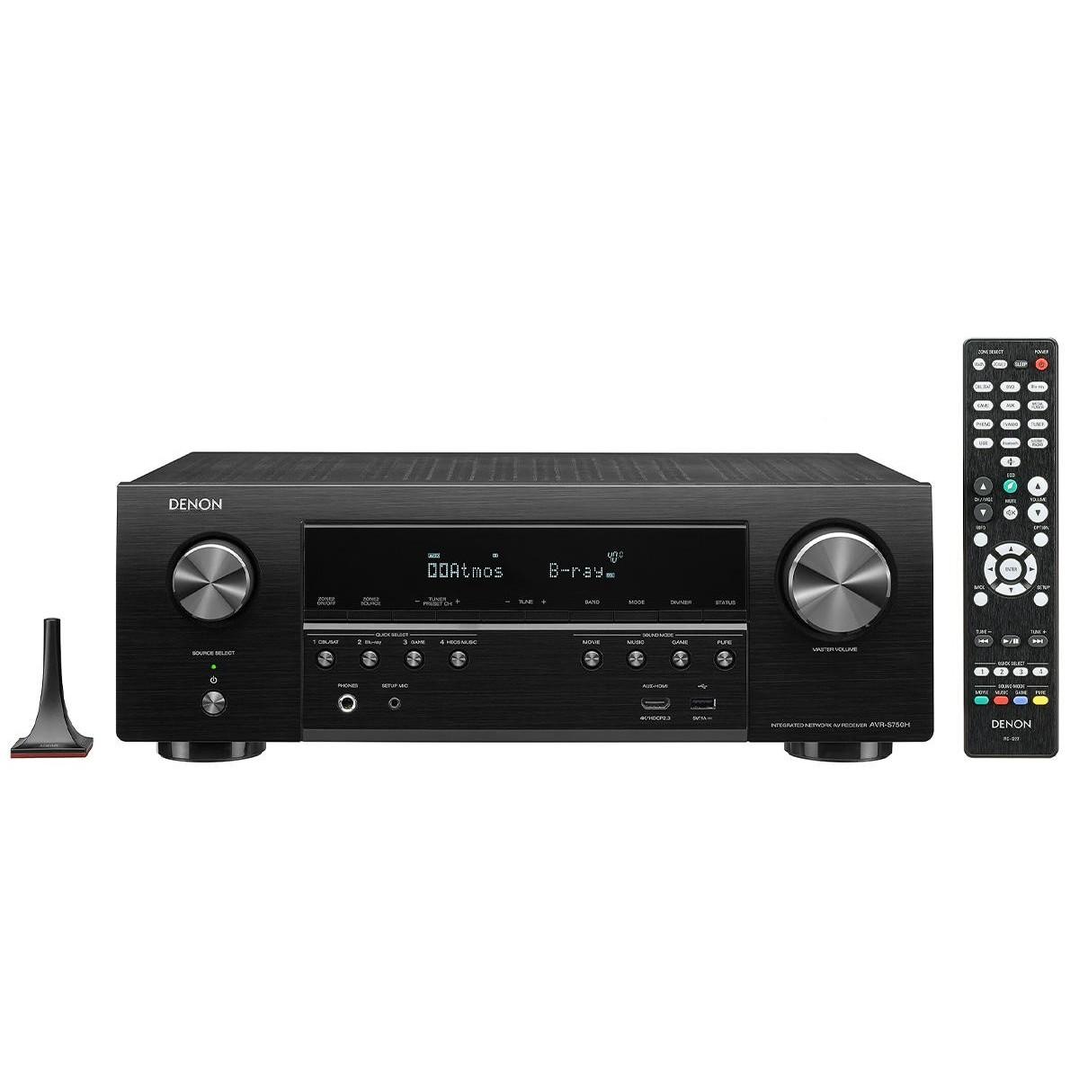 AV-Receiver 7.2 HD AVR-S750H