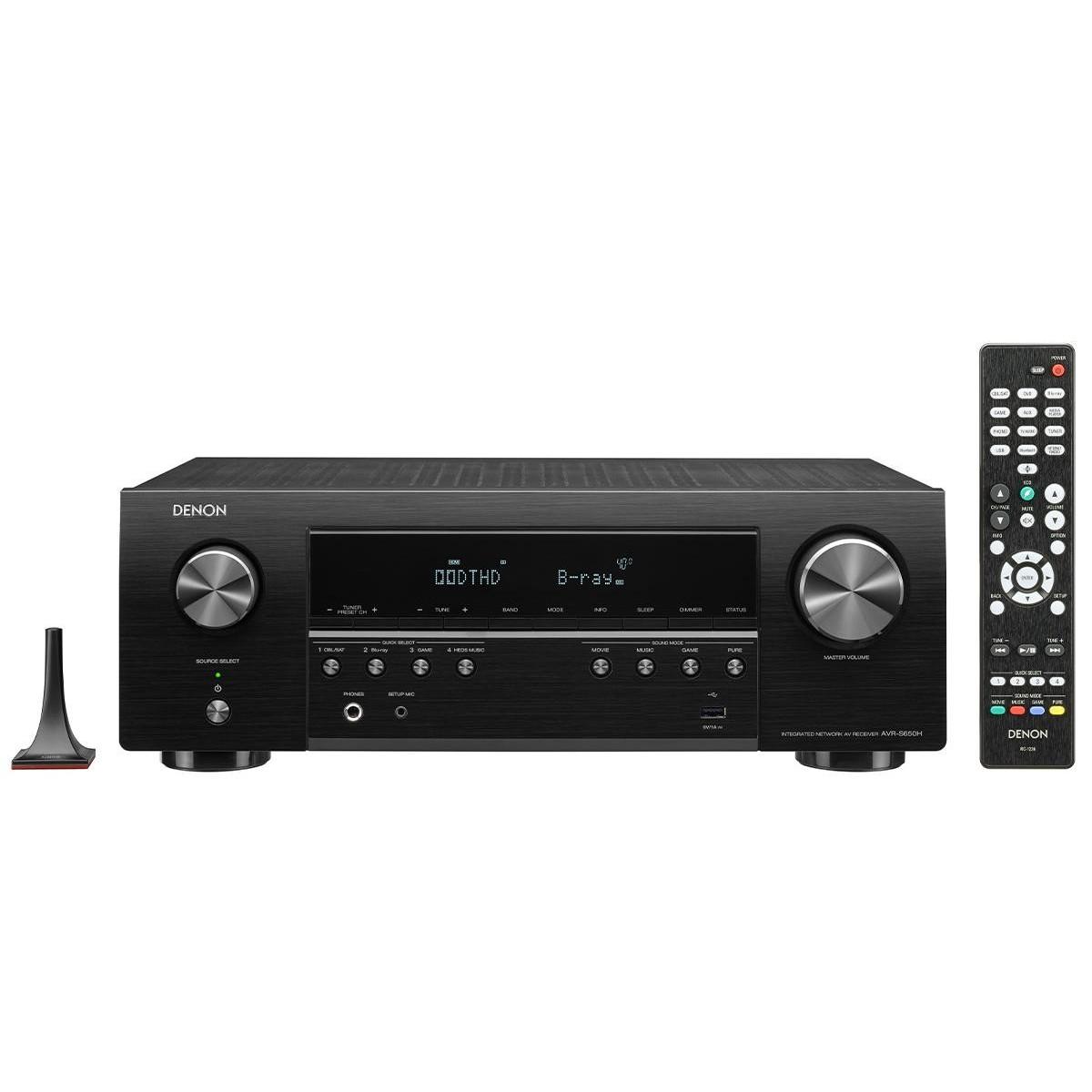 AV-Receiver 5.2 HD AVR-S650H