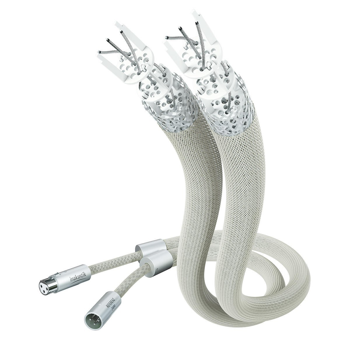 XLR Cable REFERENZ NF-2404 AIR SILVER XLR