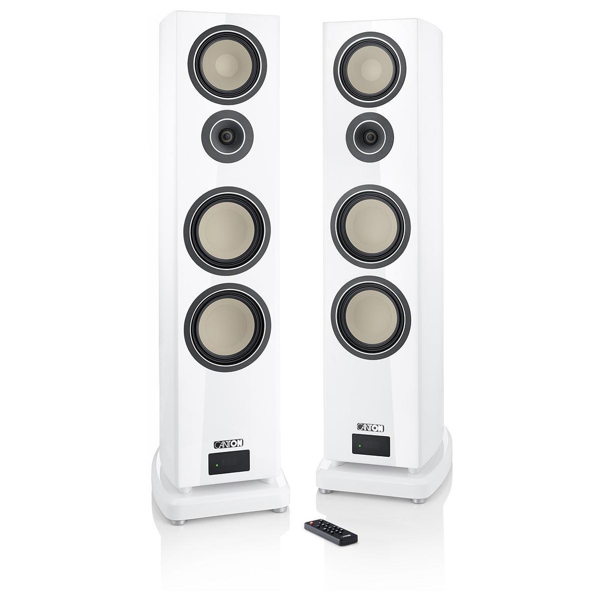 Lautsprecherset Aktiv SMART REFERENCE 5K (Paarpreis)